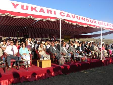 Coşkulu Vişne Festivali.