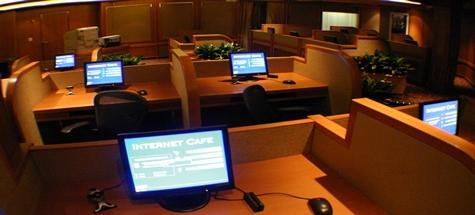 İnternet Kafe Sahipleriyle Toplantı