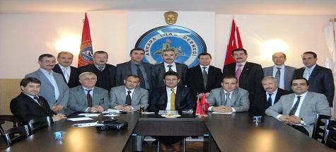 Ankaralılar Derneği Üyeleri Yılın İlk Toplantısını Yaptı