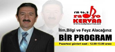 Şevket Tandoğan Radyo Kervan'da