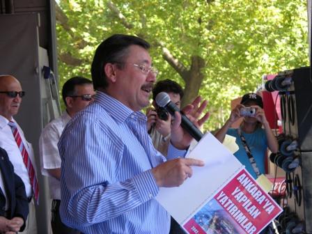 Ankarada su kesintisi yalanı