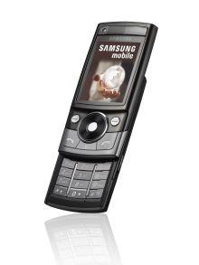 Samsung dan 5 megapiksel SGH-G600