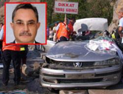 MHPli vekil trafik kurbanı