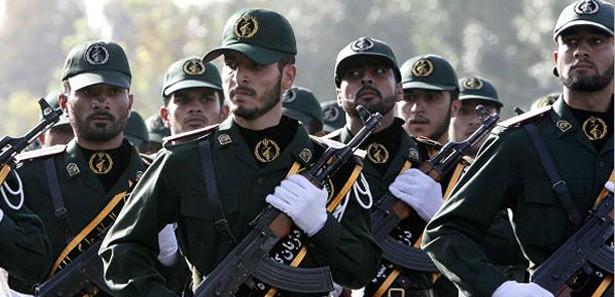 İran askerleri Suriye'de