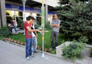 Ankara'da seyyar şarj dönemi başladı