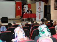 Çubuk'ta 'Ailenin Toplumdaki Yeri ve Önemi' semineri