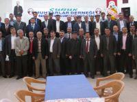 Çubuk Muhtarlar Derneği Başkanı Burhan Şan'dan Kurban Bayramı Mesajı
