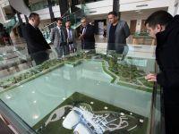 Proje Ekibi Konya'da Belediye Çalışmalarını İnceledi
