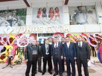 Yunus Giyim Yeni Mağazasının Açılışı Törenle Yapıldı