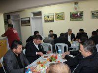 Ankara ASKF Üyeleri Çubuk'u Ziyaret Etti