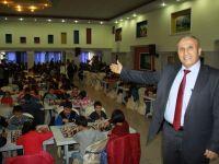Satranç ustaları Atatürk Kupası için ter döktü