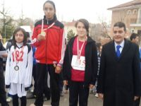 Çubuk'ta Atatürk Koşusu Tamamlandı