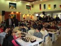 Çubuk'ta Satranç Turnuvası Gerçekleştirildi