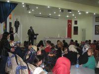 İŞKUR Meslek Edindirme Kursları Sertifika Töreni Yapıldı