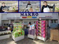 Makro Market Balık Reyonu Açıldı