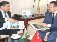Türk Dünyası İle Kardeş Şehir İlişkileri Başladı