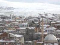 Çubuk'ta Kar Yağışı ve Don Etkili Oldu