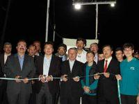 Fen Lisesi'nde elektrik üretim ünitesi açıldı.