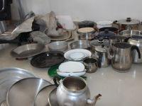 Mutfak Faresi Tutuklandı