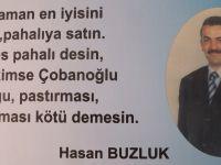 Hasan Buzluk 'Çobanoğlu' Markasıyla Damaklara Yeni Lezzetler Sunuyor