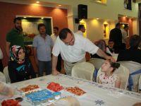 Başkan Acehan'dan anlamlı iftar
