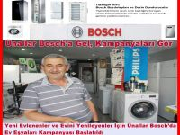 Ünallar Bosch'a Gel, Kampanyaları Gör