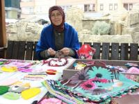 Çubuk'ta 'Hünerli Eller Pazarı' Açıldı