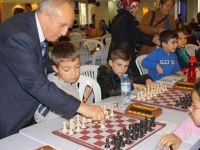 Atatürk Haftası Satranç Turnuvası başladı