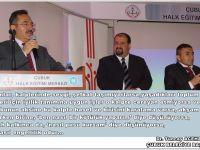 Çubuk Belediye Başkanı Acehan, Esnafla Buluştu