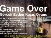 GAME OVER (EVDEN KAÇIŞ OYUNU)