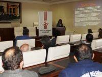 Çubuk'ta belediye personeline ilk yardım eğitimi