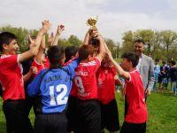 Çubuk'ta Futbol Turnuvası
