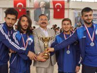 Çubuk'ta Masa Tenisi Turnuvası Bölge Finalleri