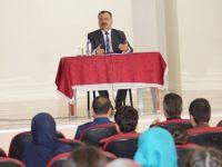Başkan Acehan, 'Çubuk Akademi' Öğrencileriyle Buluştu