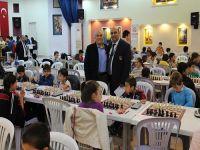 Çubuk'ta '19 Mayıs Satranç Turnuvası' Yapıldı