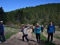 Çubuk Trekkingden doğa yürüyüşüne davet