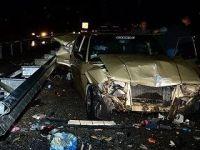 Çubuk'ta zincirleme trafik kazası: 7 yaralı