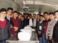 Cenaze Şefliğinden Uygulamalı Gassallık Eğitimi Verildi