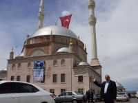 Yıldırım Beyazıt Cami Derneği Başkanı Abadan'dan Teşekkür Mesajı
