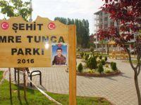 Şehidin Adı, Mahallesindeki Parkta Yaşatılıyor