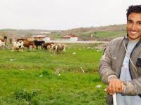 Suriyeliler için çobanlık geçim kaynağı oldu
