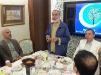 HAY-DER Hayırda Yarışanlar Derneği 13.Haziran günü iftar verdi.