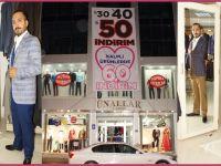 Ünallar Giyim'de Kalpli Ürünlerde % 60 İndirim
