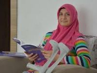 Engelli Süreyya'nın Okuma Azmi