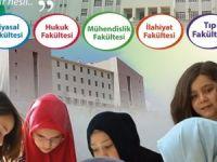 Ankara'da Bir İlk   Fen Lisesi Programlı Kız Anadolu İmam Hatip Açıldı