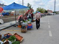 Çubuk'ta 'Üretici Pazarı' açıldı