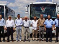 Çubuk Halk Otobüsleri Kooperatifi Başkanı Kemal Küçük'ten Darbeye Tepki