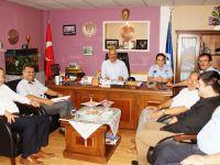 Çubuk'ta Kurban Hizmetleri Komisyonu Toplandı