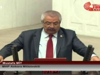 """MHP'Lİ VEKİL MİT'DEN """"ASFALT PARALARI"""" İLE İLGİLİ KANUN TEKLİFİ..."""