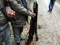 Jandarma Kaçak Avcılara Savaş Açtı
